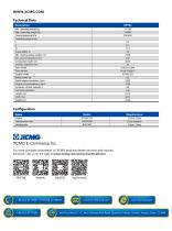 XCMG Road Roller Tyre Roller XP163 - 2