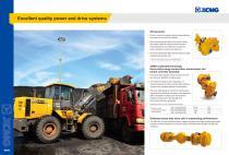 XCMG wheel loader 5 ton front end loader ZL50GN - 3