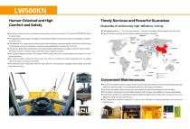 XCMG  Wheel loader LW500KN construction - 5