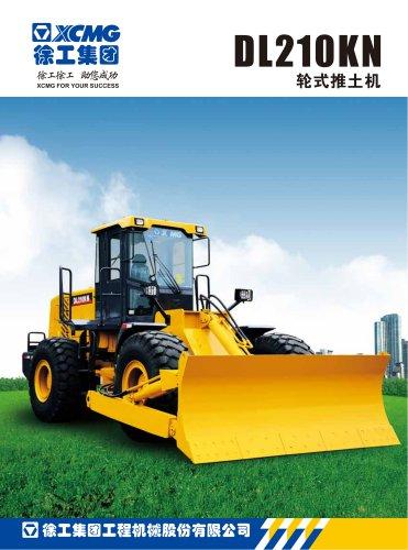 XCMG wheeled bulldozer DL210KN