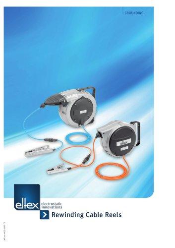 Brochure Cable reels