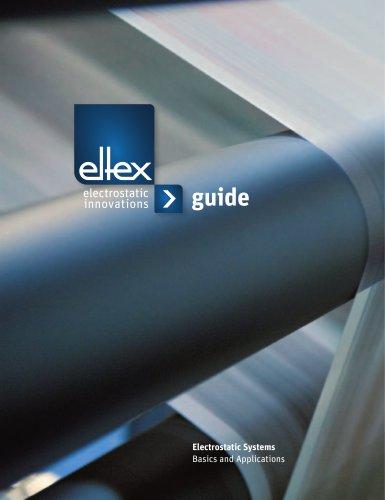 Eltex-Elektrostatik-GmbH Brochure en