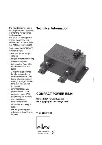 Technical information ES24