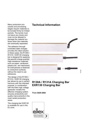 Technical information R130 EXR130