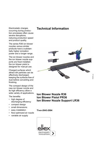 Technical information R36