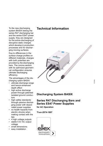 Technical information R47 ES47