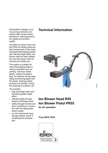 Technical information R55