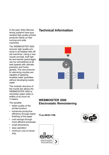 Technical information WM3000