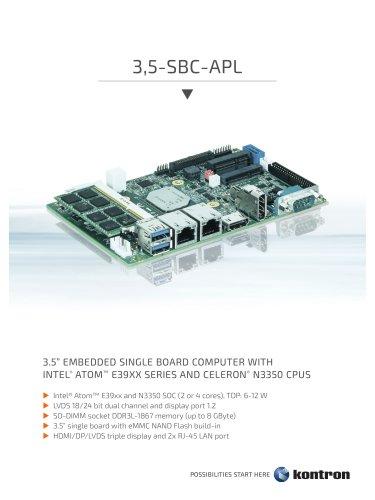 """3.5""""-SBC-APL"""
