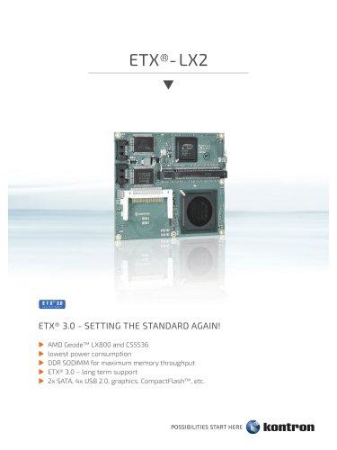ETX®-LX2
