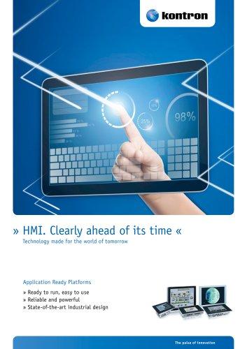 HMI - Human Machine Interfaces