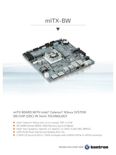 mITX-BW