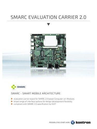 SMARC Evaluation Carrier 2.0
