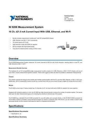 NI_9208_Measurement_System