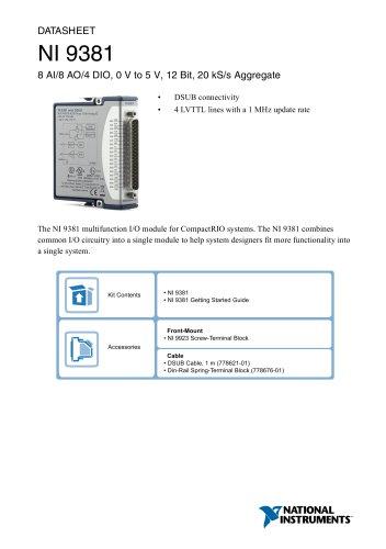 NI 9381
