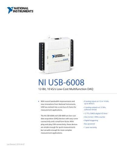 usb-datasheet
