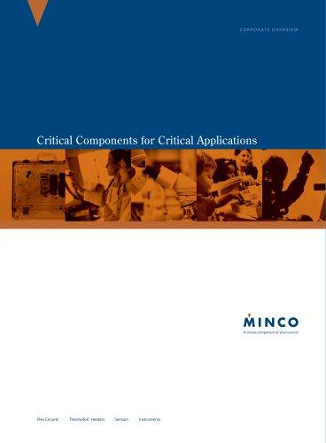 Minco Corporate Overview