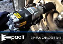 2016 - Paoli General Catalogue