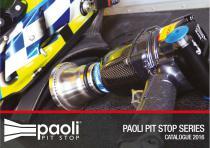 2016 - Paoli Pit Stop Series Catalogue