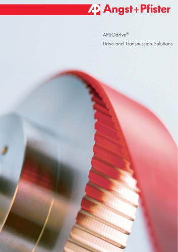 APSOdrive® Drive and Transmission Solutions