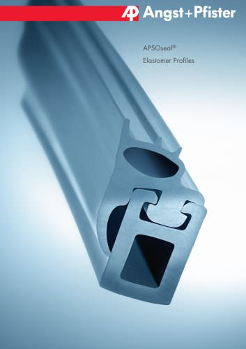 APSOseal® Elastomer Profiles