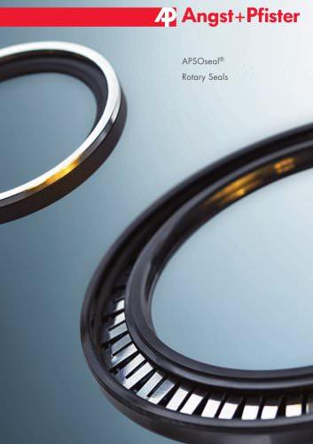 APSOseal® Rotary Seals