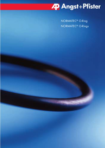 NORMATEC® O-Rings