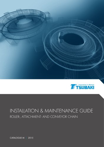 Installation and Mainteanance Guide