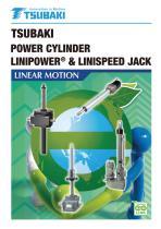 Power Cylinder Linipower & Linispeed Jack