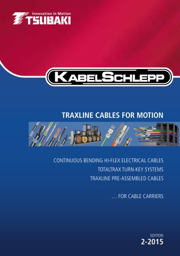 TRAXLINE Cables for Motion