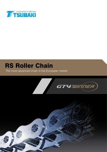 Tsubaki BS/DIN GT4 Winner Brochure