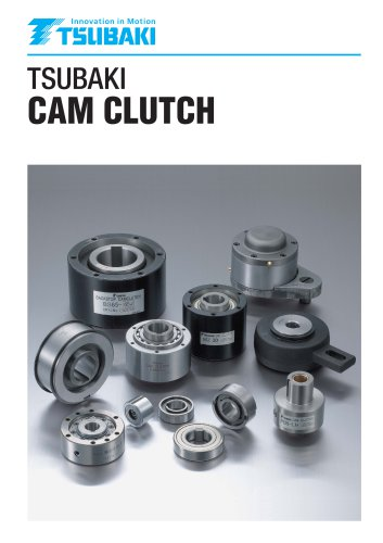Tsubaki Cam Clutch