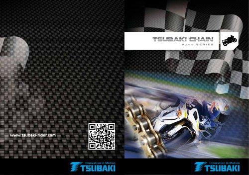 Tsubaki Motorcycle Chain Road Series