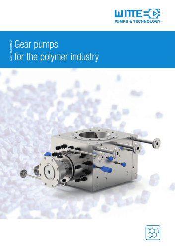 Pumps for polymer processing