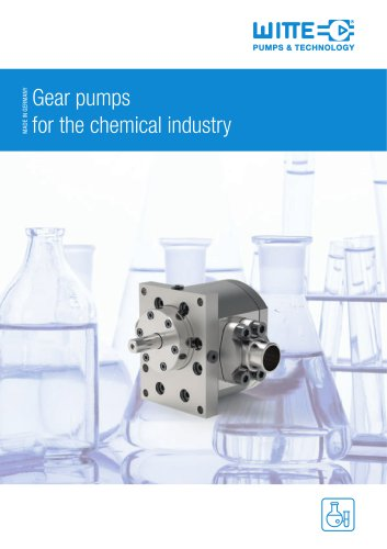 Pumpsolutions for chemical applications