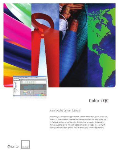 Color iQC Standard