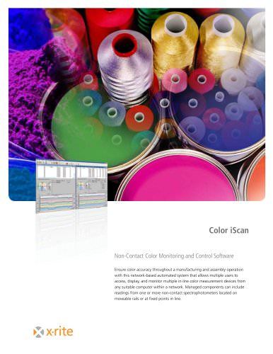 Color iScan
