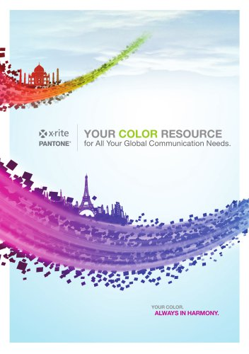 L7-521 Color Harmony Workflow