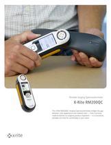 RM200QC - Portable Imaging Spectrocolorimeter - 1