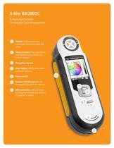 RM200QC - Portable Imaging Spectrocolorimeter - 2