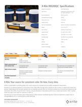 RM200QC - Portable Imaging Spectrocolorimeter - 8