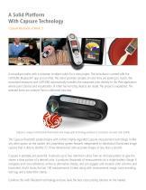 X-Rite Pantone Capsure™Bluetooth®: Mobile Color Management Technology - 3