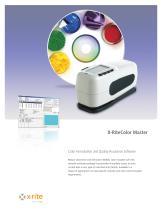 X-RiteColor Master - 1
