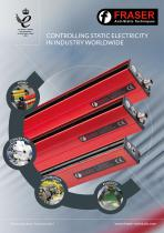 CONTROLLING STATIC ELECTRICITY IN INDUSTRY WORLDWIDE