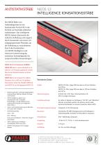 NEOS 12L Barre Ionisation