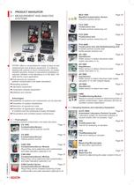 Filter Systems. Product Catalogue - 6