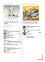 Filter Systems. Product Catalogue - 9