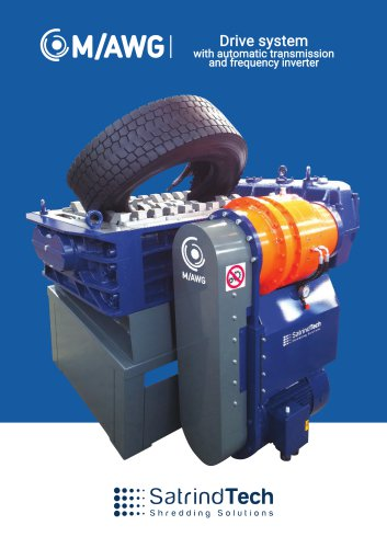 M-AWG AUTOMATIC TRANSMISSION