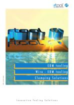 F-Tool clamping solutions Flyer - 1