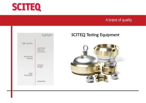 SCITEQ Testing Equipment
